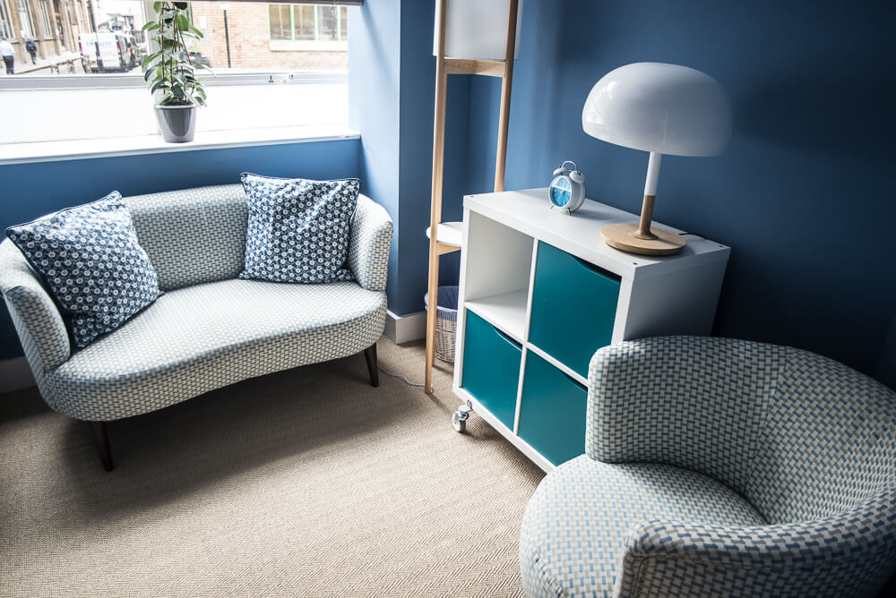 Therapy rooms to rent in London